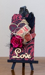 Frilly & Funkie -- Enjoy Your Embossing #2 -- February 2016