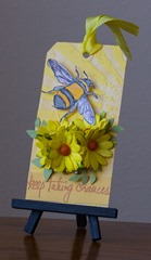 Bee keep taking chances